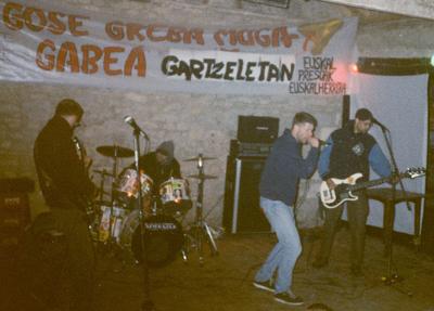Catweazle optreden Vitoria