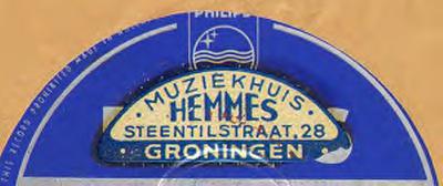 Muziekhuis Hemmes : logo