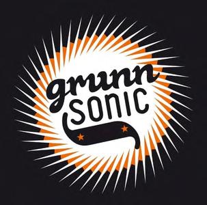 Grunnsonic : logo