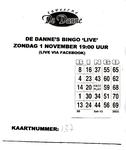 Bingokaarten en een bon van Taveerne De Danne