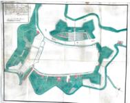 8; Kaart van alle thuijnen, gronden, erven, speelhuijsen