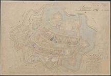 21; Kadastrale kaart gemeente Weesp: sectie A