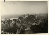 Luchtfoto van Weesp