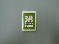 51 Kwartetspel van de gemeente De Bilt