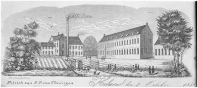 Katoendrukkerij Vlisco (fa. P.F. van Vlissingen & Co Katoenfabrieken)