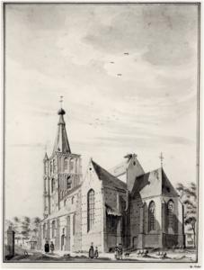 De kerk van Leende