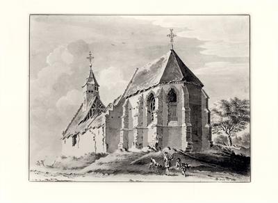 De kapel van Leende- Strijp