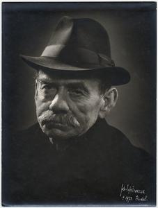 Een portret van Jan op 't Veld