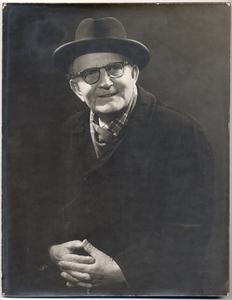 Een portret van Dhr. Heesters