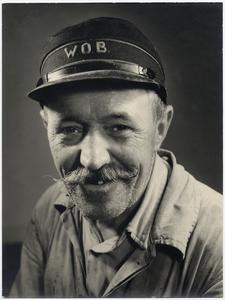 Een portret van Bert Genevasen van 't Stepke
